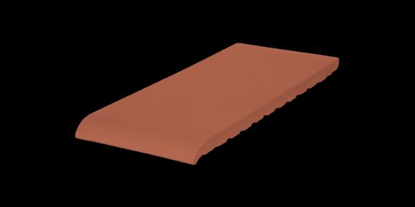 Клинкерная плитка для подоконников Красный (01) Ruby-red