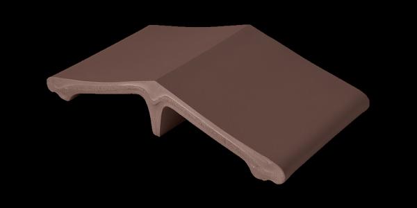 Дополнительная вставка для колпака Коричневый натура (03) Natural brown