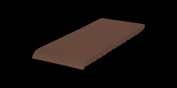 Клинкерная плитка для подоконников Коричневый (03) Natural brown