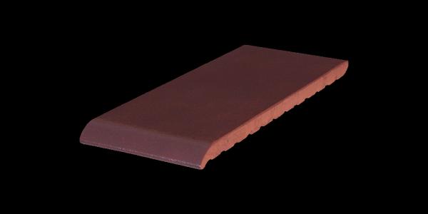 Клинкерная плитка для подоконников Кармазиновый остров (07) The Crimson island