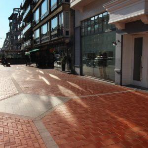 Тротуарный кирпич «ABC-KLINKER»