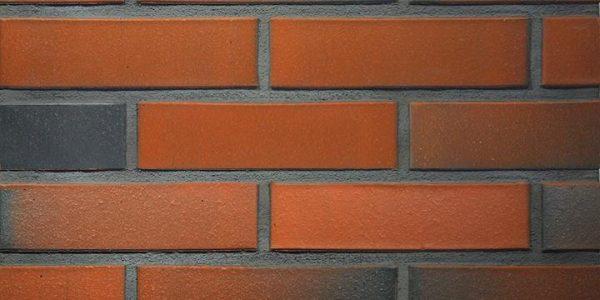 Red Flame гладкий 250х120х65 (VTT) полнотелый