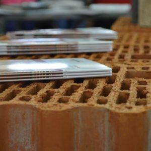 Керамические блоки Porotherm